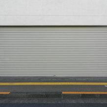 駐車場シャッター